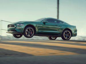 Ford Mustang Bullitt 2020: rápido, potente y preciso