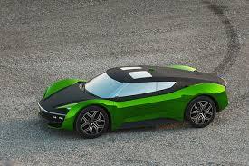 GFG Style 2030: Una SUV eléctrica, deportiva y todoterreno