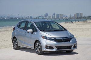 Honda Fit 2020: Práctico, versátil y de gran espacio interior