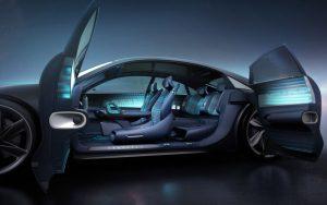 Hyundai Prophecy EV: Una idea de diseño para el futuro