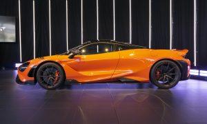 McLaren 765LT 2021: Más potente que el 720S