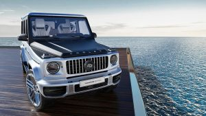 Mercedes-AMG G63 G-Yaching Limited Edition: Una modificación con olor a madera