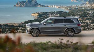 Mercedes-Benz GLS 2020:  Elegante, moderna y actualizada.