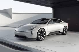 Polestar Precept EV: Tecnología inteligente y sostenibilidad