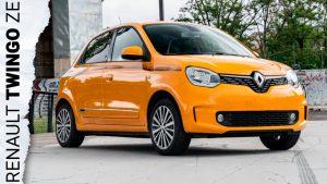 Renault Twingo Z.E. 2021: El pequeño urbano ahora es eléctrico