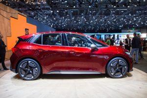 SEAT El-Born EV: El primer eléctrico de SEAT.