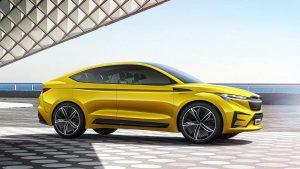 Skoda Enyaq EV SUV: El nuevo auto eléctrico de la firma checa