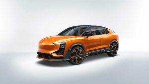 Aiways U6ion Concept: Desde China llegará una SUV Coupé eléctrica