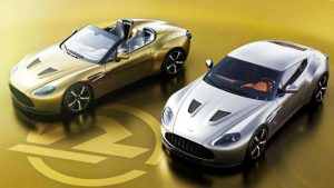 Aston Martin Zagato Heritage Twins: 19 super exclusivas parejas