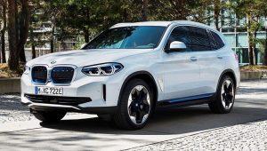 BMW iX3 2020: La nueva SUV alemán llegará muy pronto
