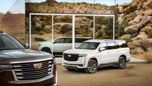 Cadillac Escalade 2020: Alto refinamiento, tecnología y poder