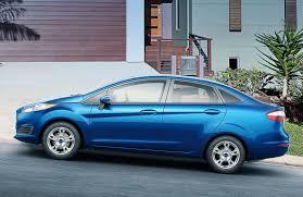 El Ford Fiesta se despide de México