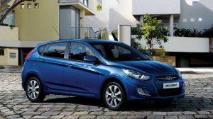 Hyundai Accent Hatchback 2020:  Buena relación calidad-precio y eficiencia de combustible