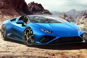 Lamborghini Huracán EVO RWD Spyder 2020: 610 CV para disfrutar a cielo abierto