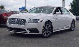 Lincoln Continental 2020: Gran lujo, poder y tecnología