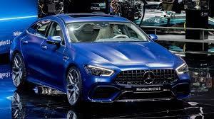 Mercedes-AMG GT 4-Puertas Coupé 2020: Altas prestaciones y alta exclusividad