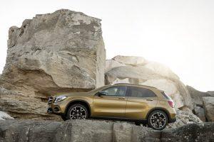 Mercedes-Benz GLA 2020: elegante, lujosa, moderna y cargada de tecnología