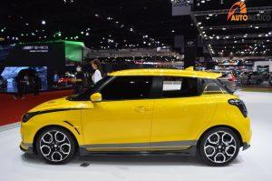 Suzuki Swift Sport 2020: Poder y buenas cifras.