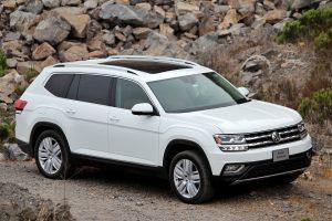 Volkswagen Teramont 2020: Lujo y confort