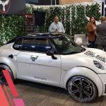 Zacua MX2 2020: Un pequeño y bello auto eléctrico