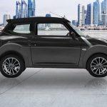 Zacua MX3 2020: Un pequeño y citadino auto eléctrico