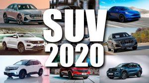Las SUVs 2020 con la mejor calidad según JD Power