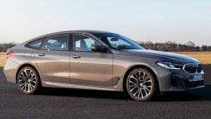 BMW Serie 6 Gran Turismo 2021: Cambios estéticos y mecánica con apoyo 'mild-hybrid'