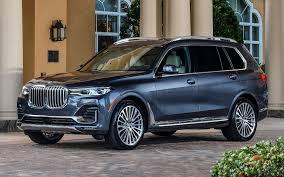 BMW X7 2020: Confort, lujo, tecnología y exclusividad