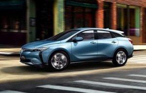 Buick Velite 7 2021: El primer SUV eléctrico de la marca que llegaría a EEUU