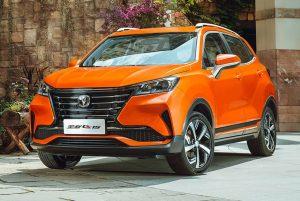 Changan CS15 2020: Una SUV China de buen diseño y generoso equipamiento