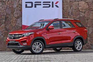 DFSK 560 2020: Una SUV china con calidad y generoso equipamiento