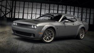 Dodge Challenger 50th Anniversary Commemorative Edition celebra medio siglo del muscle car