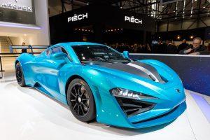 Arcfox GT Race Edition: Desde China llega un interesante hiperdeportivo eléctrico.