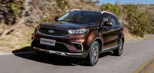 Ford Territory 2021: Confirmada su llegada al Mercosur