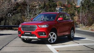 Haval H2 2020: Una SUV china agradable, moderna y muy equipada