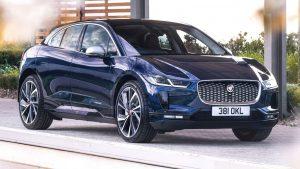 Jaguar I-Pace 2021: Mejor estética, más tecnología, más conectividad y carga más rápida