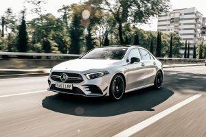 Mercedes-AMG A 35 4MATIC Sedán 2020: Agresividad, elegancia y deportividad