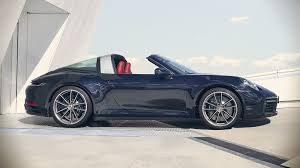 Porsche 911 Targa 2021: Más poder y más tecnología