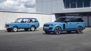 Range Rover Fifty Edition, una edición especial para celebrar 50 años de vida