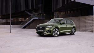 Audi Q5 2021: Mejor diseño, más poder y más equipamiento