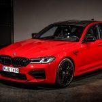 BMW M5 y M5 Competition 2021: Una interesante actualización