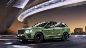 Bentley Bentayga 2021: La lujosa SUV se actualiza