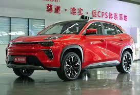 Chery eQ5: De china llega una Crossover 100 % eléctrica