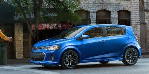 Otro que sale del mercado: Ahora es el turno del Chevrolet Sonic Hatchback