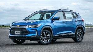 Chevrolet Tracker 2021: Profundos cambios y motores Turbo