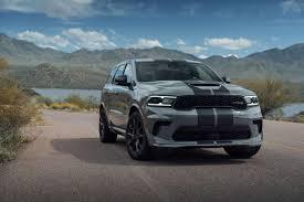 Dodge Durango SRT Hellcat 2021: 720 CV y espectaculares cifras.