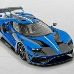 Ford GT Le Mansory: Solo tres unidades en fibra de carbono y más de 700 CV