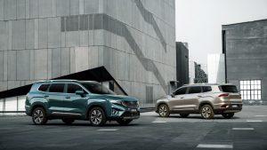 Geely Hao Yue 2021: Una muy interesante  SUV china con hasta de 7 plazas