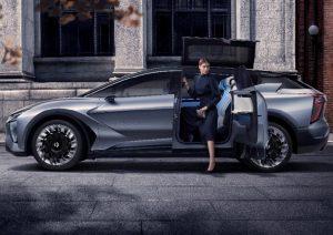 Human Horizons HiPhi 1: Una SUV eléctrica con un nivel de tecnología nunca antes visto
