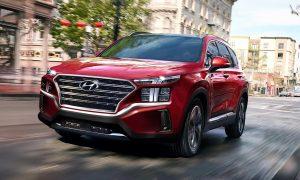Hyundai Santa Fe 2021: Una actualización muy radical